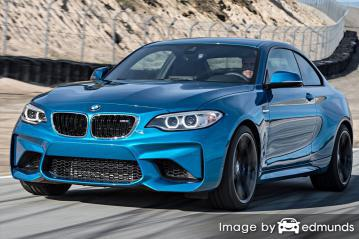 Insurance rates BMW M2 in Aurora