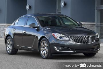 Insurance rates Buick Regal in Aurora