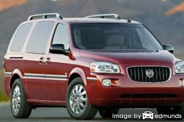 Insurance for Buick Terraza