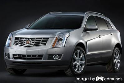 Insurance quote for Cadillac SRX in Aurora