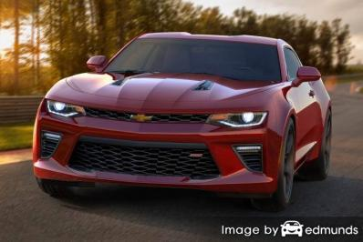Insurance for Chevy Camaro
