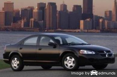 Insurance quote for Dodge Stratus in Aurora