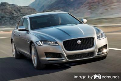 Insurance quote for Jaguar XF in Aurora