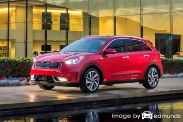 Insurance quote for Kia Niro in Aurora