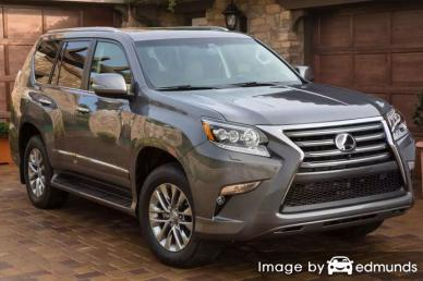 Insurance for Lexus GX 460