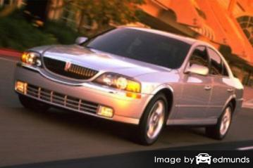 Insurance quote for Lincoln LS in Aurora
