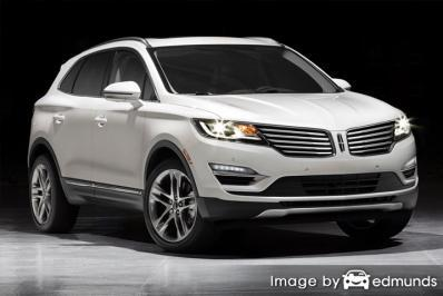 Insurance rates Lincoln MKC in Aurora