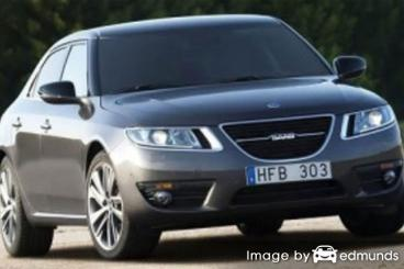 Insurance quote for Saab 9-5 in Aurora