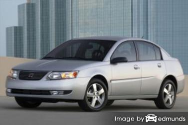 Insurance rates Saturn Ion in Aurora